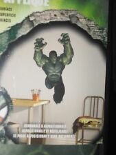 "THE INCREDIBLE HULK 42""  Peel & Stick GIANT Applique/Wall Mount AVENGERS/MOVIE"