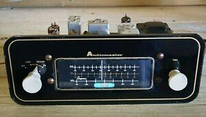 1950s Very Rare C.T Chapman Audiomaster Model FM/95 FM LW MV Mono Radio Tuner
