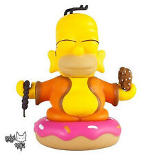 Homer Buddha Original - Kidrobot 3 inch Vinyl Figure - New Sealed