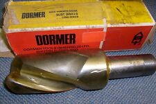 "DORMER BRANDED 1 5/8"" HSS LONG SERIES SCREWED SHANK SLOT DRILL"