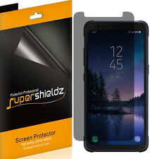 "2X Supershieldz Samsung ""Galaxy S8 Active"" Privacy Anti-Spy Screen Protector"
