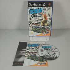 New listing SSX On Tour Playstation PS2 Sports Snowboarding Video Game Manual PAL