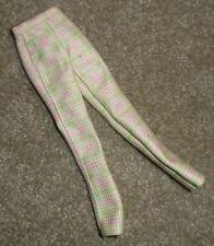 "BARBIE DOLL CLOTHES - 11"" BABYSITTER TEEN SKIPPER PLAID PANTS"