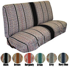 1950 - 2004 Chevy Pickup Truck Bench Saddleblanket Seat Covers