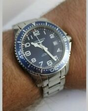 Longines Hydroconquest automatic Watch navy blue dial