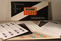 Outnumber - Anacom Ltd - Board Game - 1992 - Vintage - New (Unused) - Rare