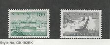 Finland, Postage Stamp, #357, 363 Mint LH, 1958-1959