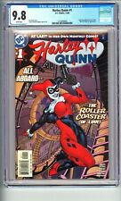 Harley Quinn #1 CGC 9.8 1st Harley Quinn in her own title