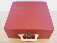 VINTAGE BREXTON PICNIC BOX 1950s 1960s Not Complete