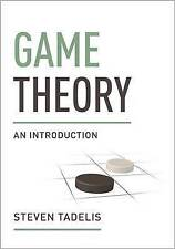Game Theory: An Introduction by Steven Tadelis (Hardback, 2013)