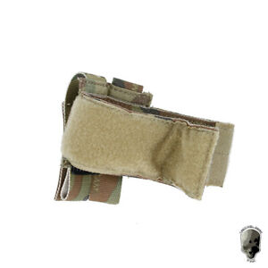 TMC Tactical MOLLE Rifle Catch Fixed Belt with Hook&Loop Bandage Straps Hunting