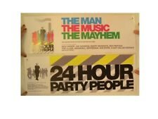 24 hour party people double sided