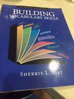 Building Vocabulary Skills: Short Version by Sherrie L. Nist