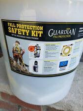 Roofer's Safety Harness Kit