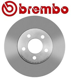 For Ford Mercury Lincoln Front Left or Right Vented UV Brake Disc Rotor Brembo