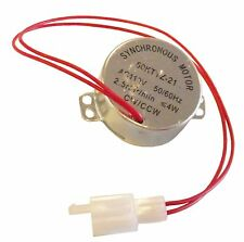 RITE FARM PRODUCTS REPLACEMENT INCUBATOR EGG TURNER MOTOR 110V FACTORY CONNECT