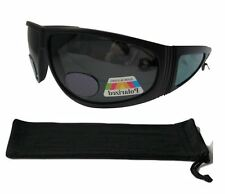 Polarized Bifocal Sunglasses 100% UV Sports Full Wrap Protect Polarised