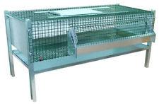 Mastkäfig für Wachteln aus Metall 100 x 50 x50 cm Metall Nr.41460