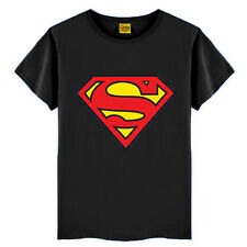 Kids Baby Boys Cotton Batman Superman Spiderman T-shirts Superhero Top Shirts