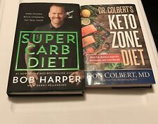 Keto Books Lot Of 2