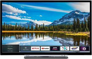 Toshiba 32W3863DB 32 inch 720p LED SMART TV Refurbished