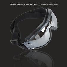 Wind-proof Dog Sunglasses Anti-UV Protection Goggles Pet Eye Wear Glasses Black