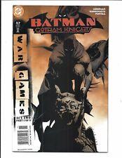 BATMAN: GOTHAM KNIGHTS # 57 (WAR GAMES, NOV 2004), NM