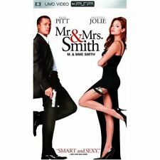 Mr And Mrs Smith UMD For PSP 3E