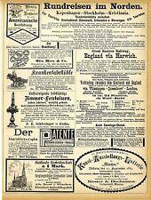 Dampfschiffahrt Ges. Zeeland lotería munich convalecencia eglisau Bad Laubbach 1883