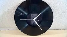 """JOY DIVISION Unknown Pleasures 12"""" VINYL LP Wall Clock"""