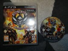 @ RIDE TO HELL RETRIBUTION @ JEU PLAYSTATION 3 PS3