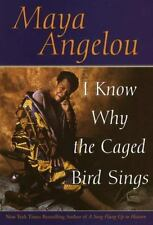 I Know Why the Caged Bird Sings by Maya Angelou FREE SHIPPING paperback book
