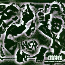 Slayer Undisputed attitude (1996) [CD]