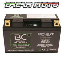 BATTERIA MOTO LITIO DUCATIMONSTER 916 S4 MONSTER2001 2002 2003 BCT12B-FP