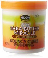 Orgoglio africano di burro di karité miracolo umidità Intense Bouncy Riccioli Pudding - 425g