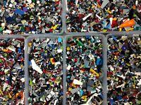 Lego 1-99 Pounds LBS Parts & Pieces HUGE BULK LOT