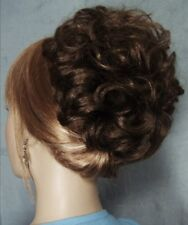 HAYLEY Clip On HairPiece by Mona Lisa - 8 Chestnut Brown