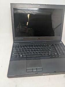 Dell Precision M4600 Intel i7-2860 QM 8GB RAM 1TB HDD Win 10 Pro - NO BATTERY