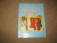 Bee Gees Hard Times Booklet -14 Pages - 1975
