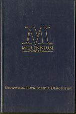 MILLENNIUM PANORAMA - NUOVISSIMA ENCICLOPEDIA DE AGOSTINI - VOL 1  (A-AUGI)