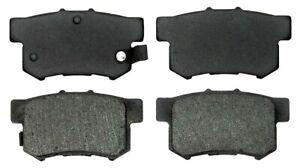 Rr Ceramic Brake Pads  ACDelco Advantage  14D537CHF1