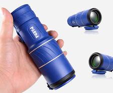 30X52 PANDA Dual Focus Zoom VERDE Optic Lens viaggio utilizzati delle parti Telescopio UK STOCK