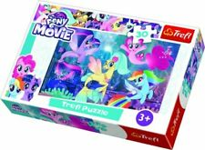 Trefl 30 Piece Kids Girls Large Hasbro My Little Pony Movie 2017 Jigsaw Puzzle