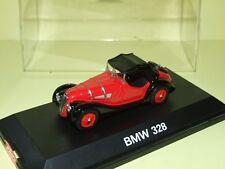 BMW 328 Rouge & Noir SCHUCO