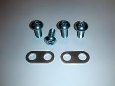 Adjustable Dropout Paragon Slider Single Speed Steel Bolts Double Washer NEW 44g