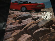 CHRISTOPHORUS 219 1989 PORSCHE 928GT 944 356 HISTORY FROM FERRY LE MANS 24 HOURS