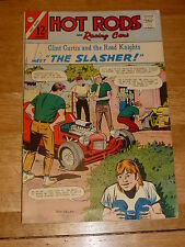 HOT ROD & RACING CARS Comic - Vol 1 - No 83 - Date 02/1967 - US Paper Comic