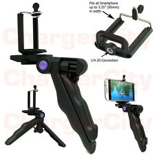"""1/4-20"""" Handheld Stabilizer Tripod Mount for Apple iPhone 6s Plus Galaxy S7 Edge"""