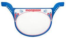 Mongoose Pro Plates - Blue /  old school bmx vintage