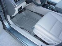 Honda Accord 2008 - 2012 (Sedan / coupe) Sure-Fit Floor Mats Liners Front  Black